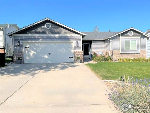 321 50th Ave Pl, Greeley, CO 80634 (MLS #954014) :: Sears Real Estate