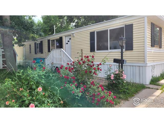 1700 Laporte Ave #24, Fort Collins, CO 80521 (MLS #4742) :: Bliss Realty Group