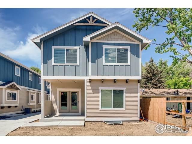 1143 E 2nd St, Loveland, CO 80537 (MLS #902981) :: Bliss Realty Group