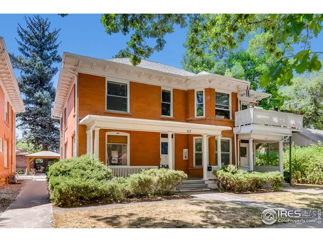 615 Remington St, Fort Collins, CO 80524 (MLS #922071) :: You 1st Realty