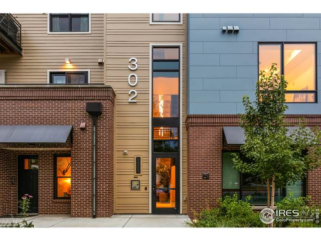 302 N Meldrum St #310, Fort Collins, CO 80521 (MLS #924167) :: Tracy's Team