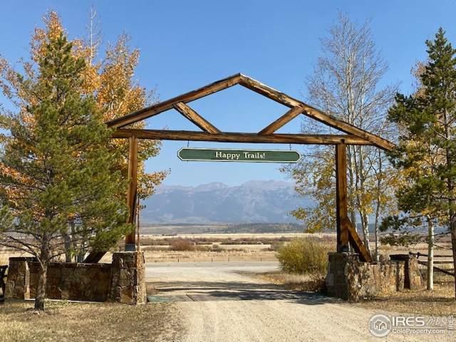 Address Not Published, Walden, CO 80480 (MLS #926136) :: Coldwell Banker Plains