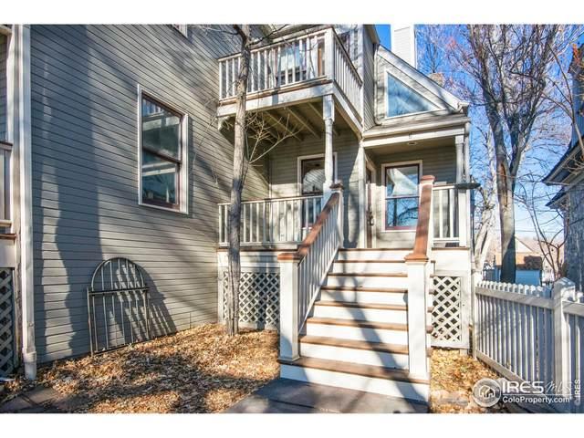 2135 Spruce St #6, Boulder, CO 80302 (MLS #929760) :: J2 Real Estate Group at Remax Alliance