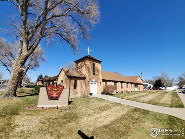 800 Sherman St, Fort Morgan, CO 80701 (MLS #937134) :: Find Colorado Real Estate