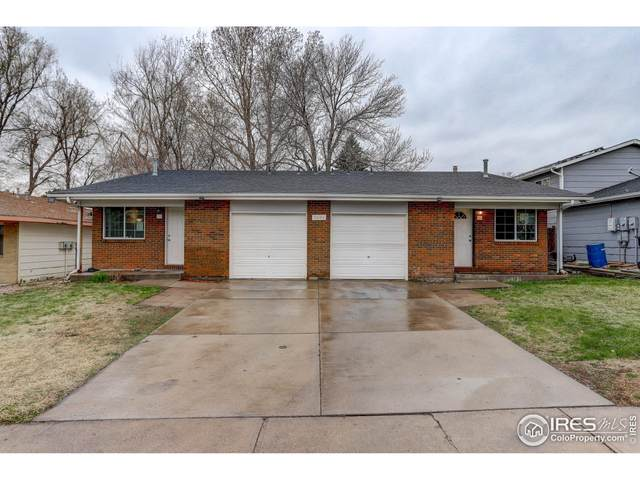 2805 13th Ave 1 And 2, Greeley, CO 80631 (#938029) :: The Griffith Home Team