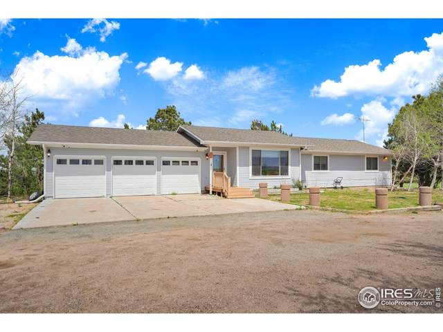 46376 County Road 53, Bennett, CO 80102 (MLS #940063) :: Find Colorado