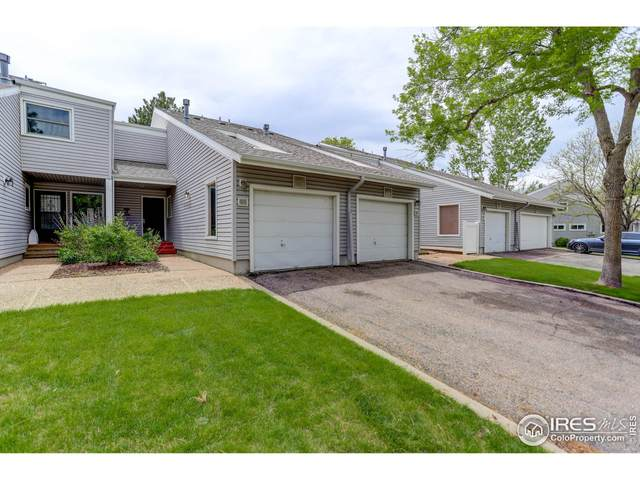 1951 28th Ave #5, Greeley, CO 80634 (#940914) :: Compass Colorado Realty