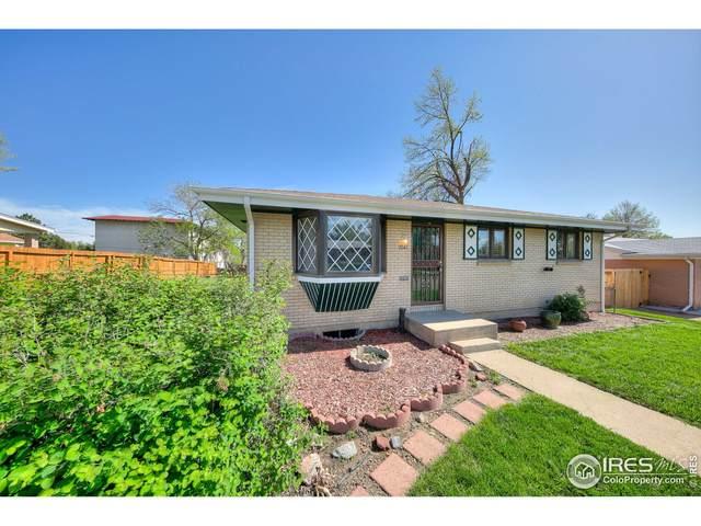 1041 W 103rd Ave, Northglenn, CO 80260 (MLS #940975) :: J2 Real Estate Group at Remax Alliance