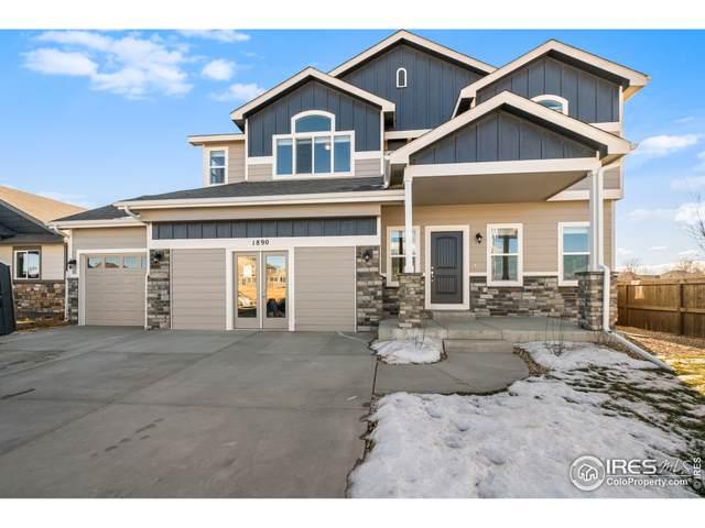 1674 Illingworth Dr, Windsor, CO 80550 (MLS #941158) :: J2 Real Estate Group at Remax Alliance