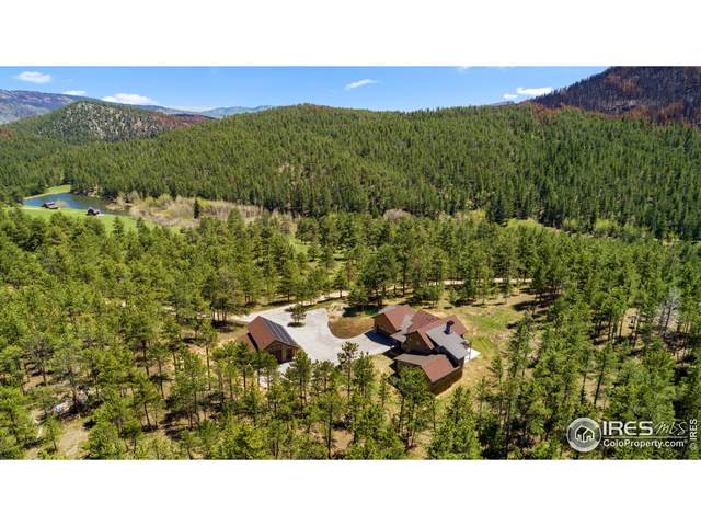 3138 Stringtown Gulch Rd, Bellvue, CO 80512 (MLS #941232) :: Downtown Real Estate Partners
