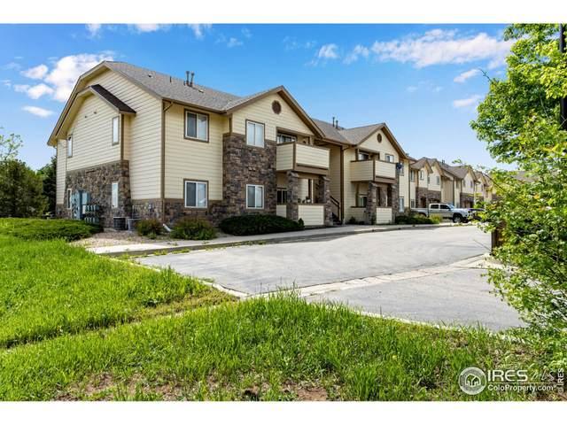 387 Buffalo Dr B, Windsor, CO 80550 (MLS #941375) :: Jenn Porter Group