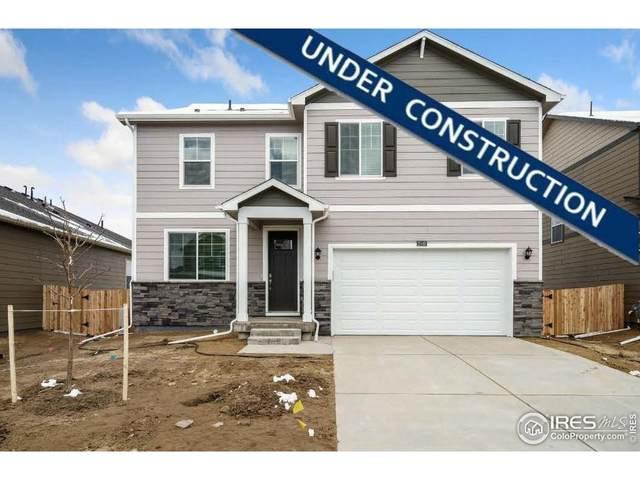 1236 Lily Mountain Rd, Severance, CO 80550 (#941834) :: Symbio Denver
