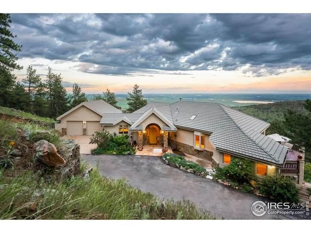 1426 Rembrandt Rd, Boulder, CO 80302 (MLS #942332) :: J2 Real Estate Group at Remax Alliance
