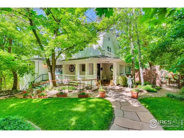 2135 4th St, Boulder, CO 80302 (MLS #942351) :: Downtown Real Estate Partners
