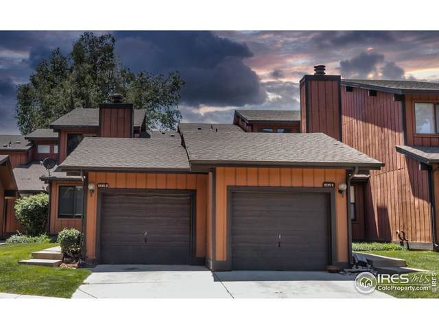 1935 Waters Edge St D, Fort Collins, CO 80526 (MLS #942376) :: Tracy's Team