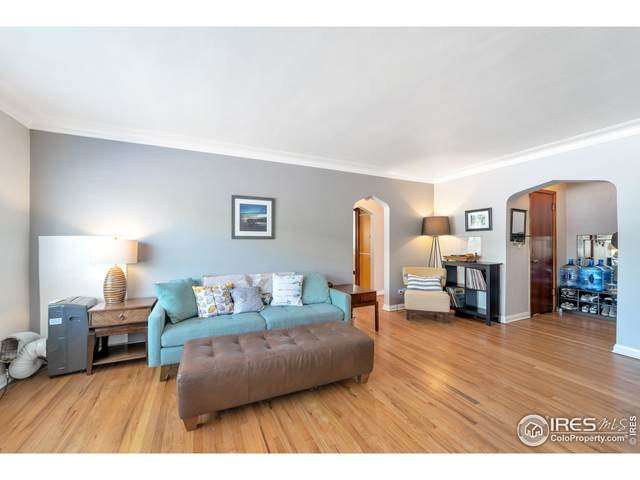 1000 E 8th Ave #6, Denver, CO 80218 (MLS #942764) :: You 1st Realty
