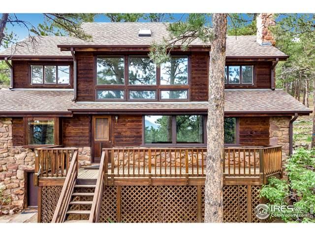 2754 Lee Hill Dr, Boulder, CO 80302 (#942918) :: Symbio Denver