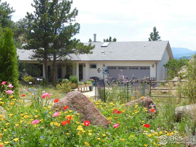 691 Gray Mountain Dr, Lyons, CO 80540 (MLS #942988) :: Downtown Real Estate Partners