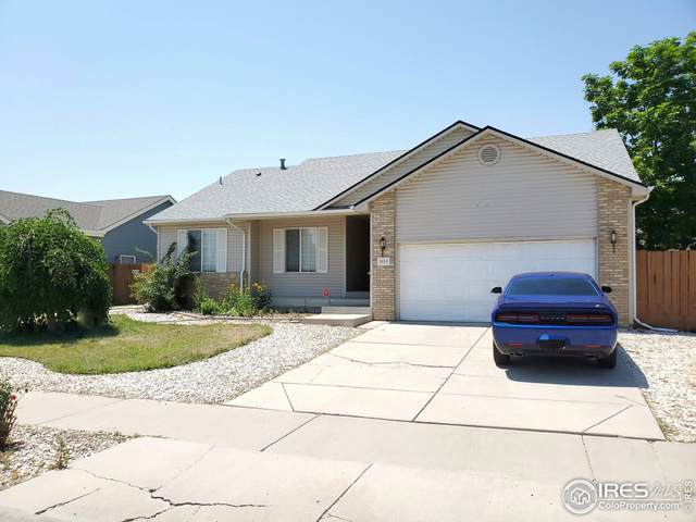 3614 Stagecoach Dr, Evans, CO 80620 (MLS #943087) :: J2 Real Estate Group at Remax Alliance