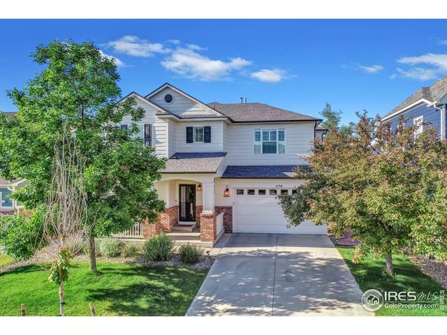 578 Jackson St, Lafayette, CO 80026 (#943266) :: The Griffith Home Team