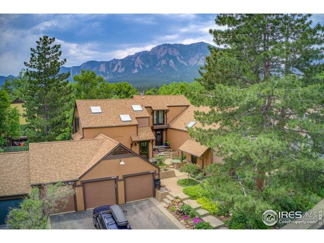 3558 Smuggler Way, Boulder, CO 80305 (#943452) :: The Griffith Home Team