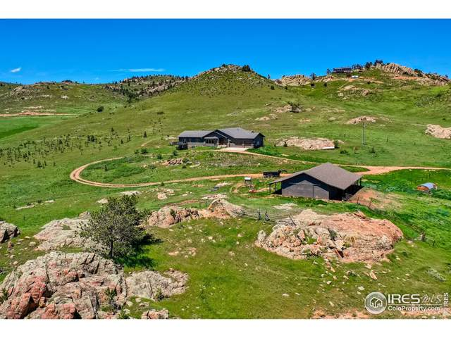 818 Deer Meadow Way, Livermore, CO 80536 (MLS #943495) :: Downtown Real Estate Partners