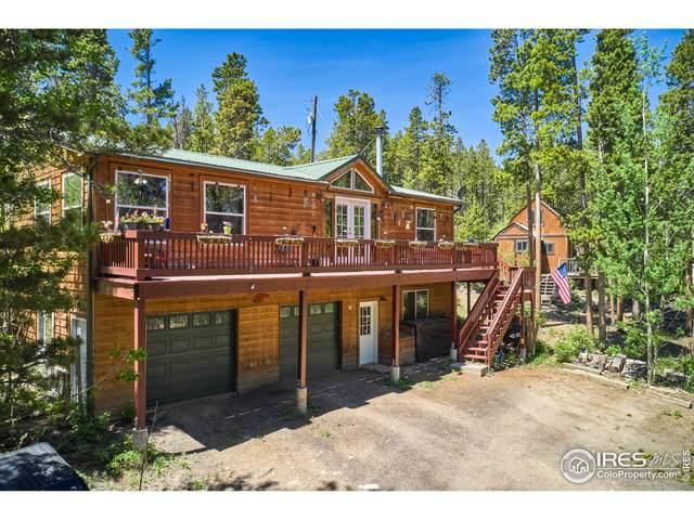603 Mountain View Dr, Black Hawk, CO 80422 (MLS #943595) :: Jenn Porter Group