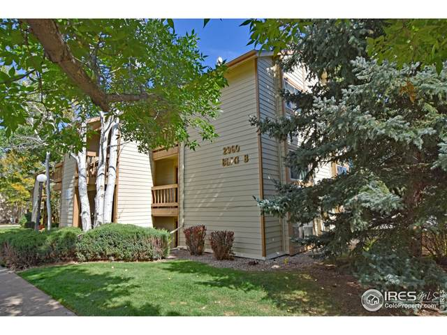 2960 W Stuart St #304, Fort Collins, CO 80526 (#943601) :: James Crocker Team