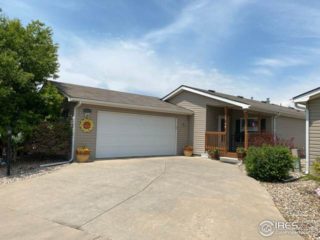 881 Sunchase Dr, Fort Collins, CO 80524 (MLS #943694) :: J2 Real Estate Group at Remax Alliance