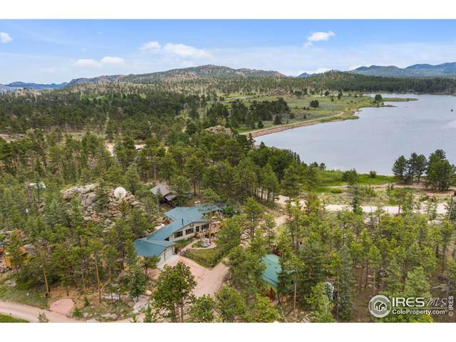 533 Eagle Tree Cir, Red Feather Lakes, CO 80545 (MLS #944416) :: Jenn Porter Group