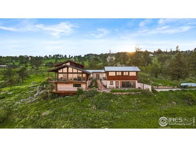 393 Dixon Rd, Boulder, CO 80302 (MLS #944725) :: J2 Real Estate Group at Remax Alliance