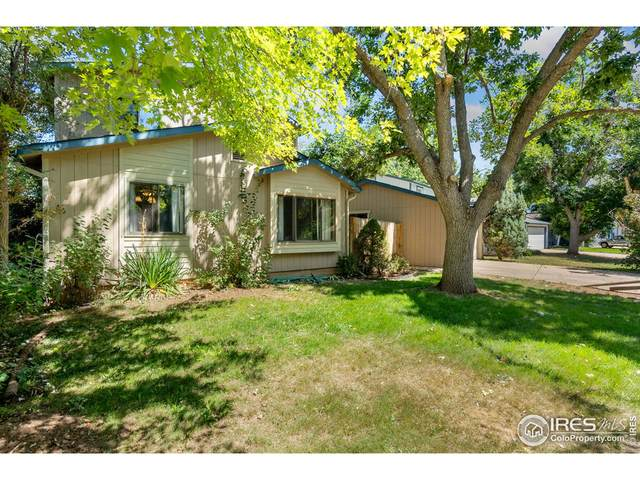 3318 Kittery Ct, Fort Collins, CO 80526 (MLS #945510) :: Downtown Real Estate Partners