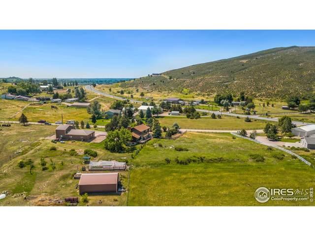 4912 Pueblo Dr, Laporte, CO 80535 (#945807) :: Symbio Denver