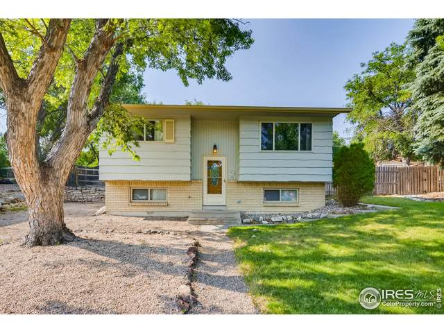 4017 Wakely Dr, Colorado Springs, CO 80909 (#945968) :: Re/Max Structure