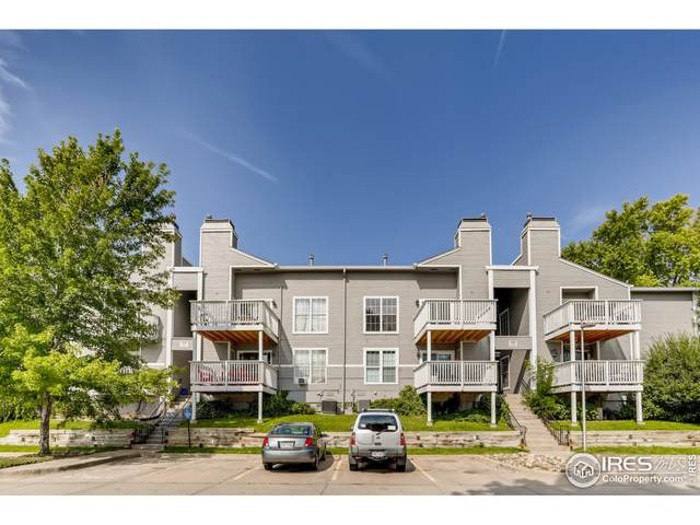 4460 S Pitkin St #126, Aurora, CO 80015 (MLS #946364) :: You 1st Realty
