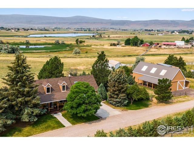 533 E County Road 66, Fort Collins, CO 80524 (#947028) :: iHomes Colorado