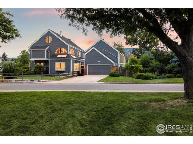 3437 Iris Ct, Boulder, CO 80304 (MLS #947154) :: Find Colorado