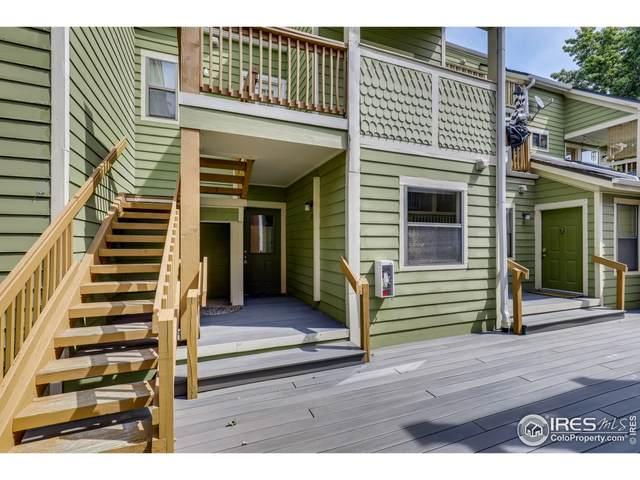 3025 Broadway St #12, Boulder, CO 80304 (#947398) :: Mile High Luxury Real Estate