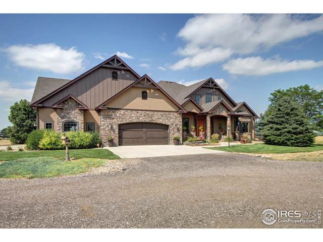 7751 E Highway 14, Fort Collins, CO 80524 (MLS #947785) :: Tracy's Team