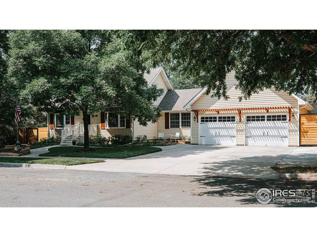118 N Fremont Ave, Johnstown, CO 80534 (MLS #948052) :: Downtown Real Estate Partners