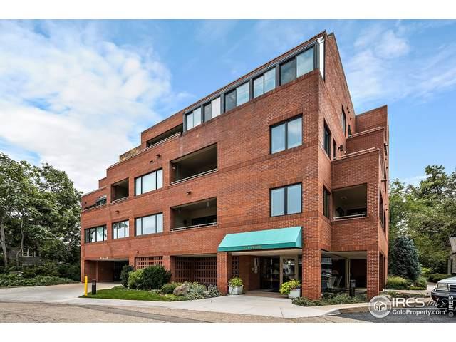 624 Pearl St #206, Boulder, CO 80302 (MLS #948058) :: J2 Real Estate Group at Remax Alliance