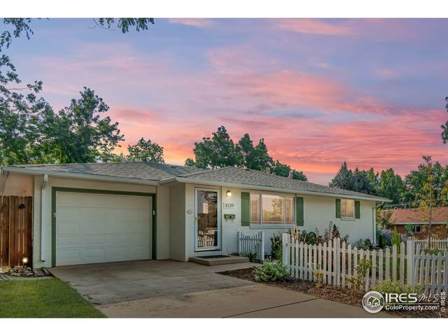 1039 Sunset St, Longmont, CO 80501 (MLS #948066) :: Downtown Real Estate Partners
