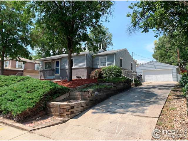 9291 Anderson St, Thornton, CO 80229 (MLS #948799) :: Downtown Real Estate Partners