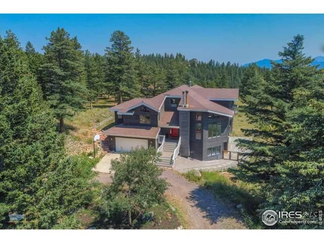 5139 Sugarloaf Rd, Boulder, CO 80302 (MLS #949002) :: Tracy's Team