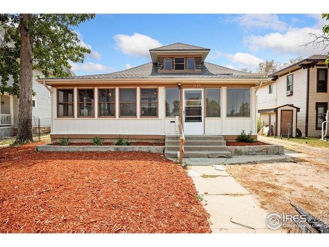 1126 6th St, Greeley, CO 80631 (MLS #949870) :: Downtown Real Estate Partners