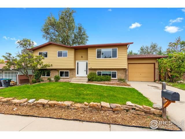 1643 Mount Evans Dr, Longmont, CO 80504 (MLS #950049) :: J2 Real Estate Group at Remax Alliance