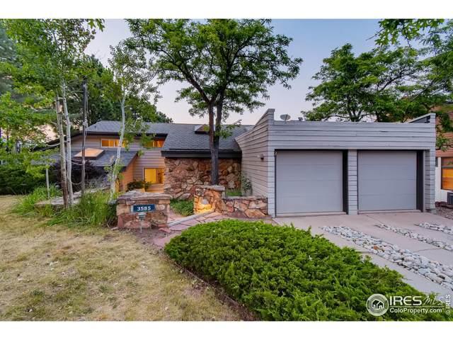 3585 Longwood Ave, Boulder, CO 80305 (#950260) :: Symbio Denver