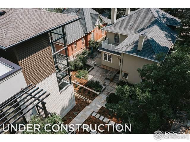 310 W Olive St C, Fort Collins, CO 80521 (MLS #950264) :: Jenn Porter Group
