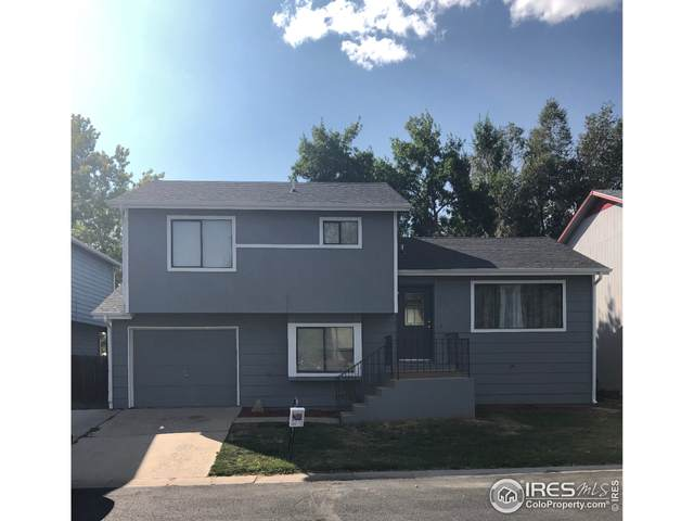607 Eric St, Fort Collins, CO 80524 (MLS #950315) :: J2 Real Estate Group at Remax Alliance
