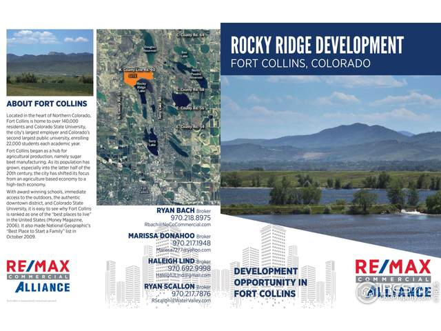 6221 N County Road 15 Parcel 5, Fort Collins, CO 80524 (MLS #950406) :: J2 Real Estate Group at Remax Alliance